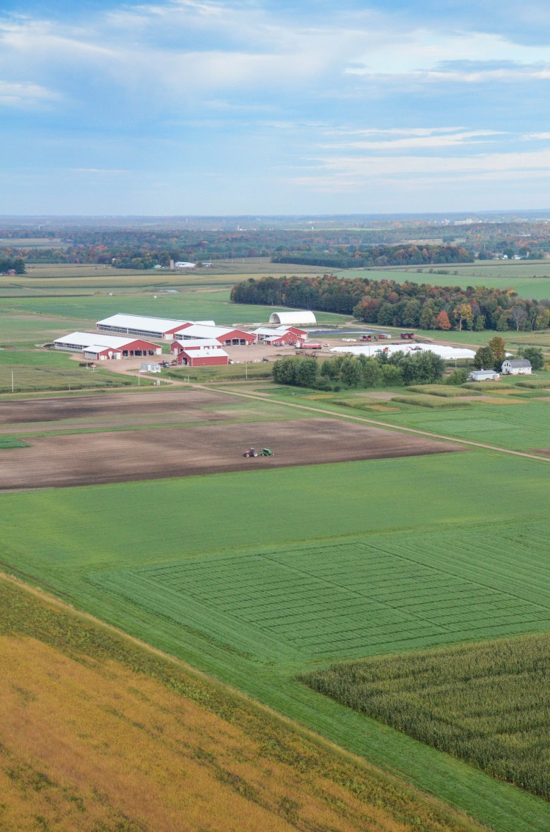 Marshfield Ag Research Station